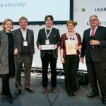 Preisverleihung 2017 im Rahmen der Learntec