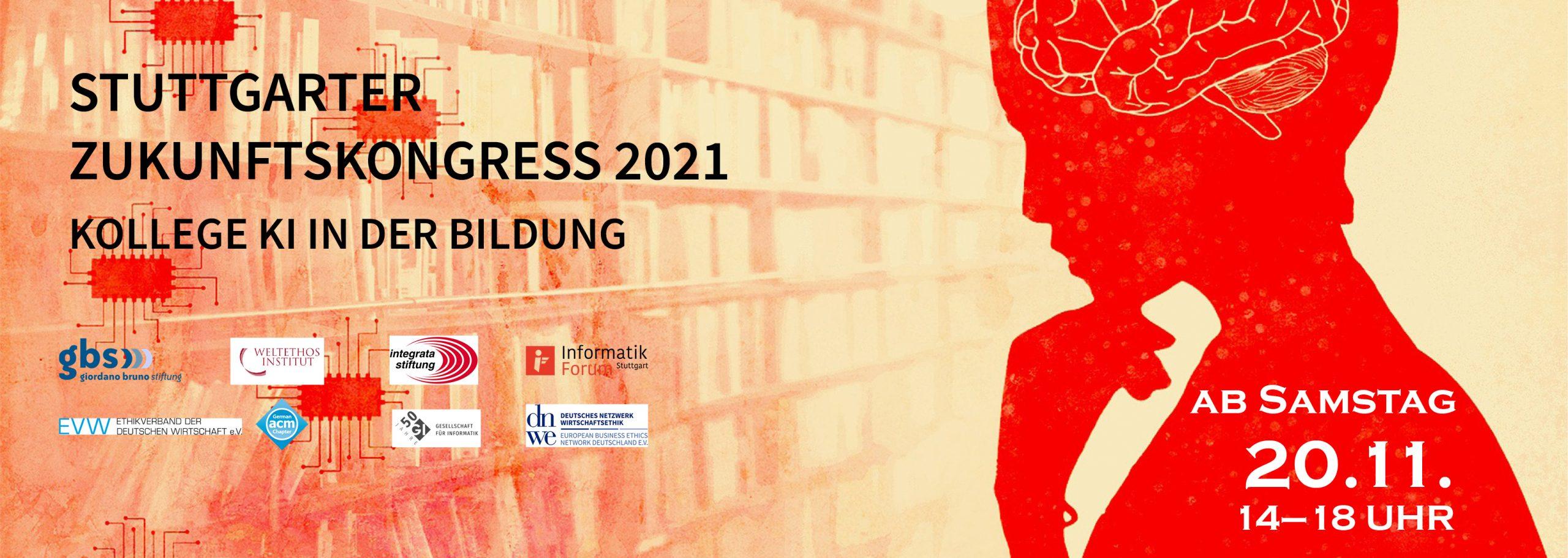Jetzt kostenlos anmelden zum Stuttgarter Zukunftskongress